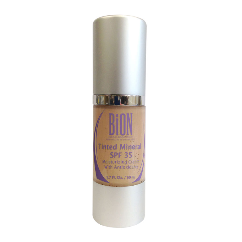 Tinted Mineral SPF 35