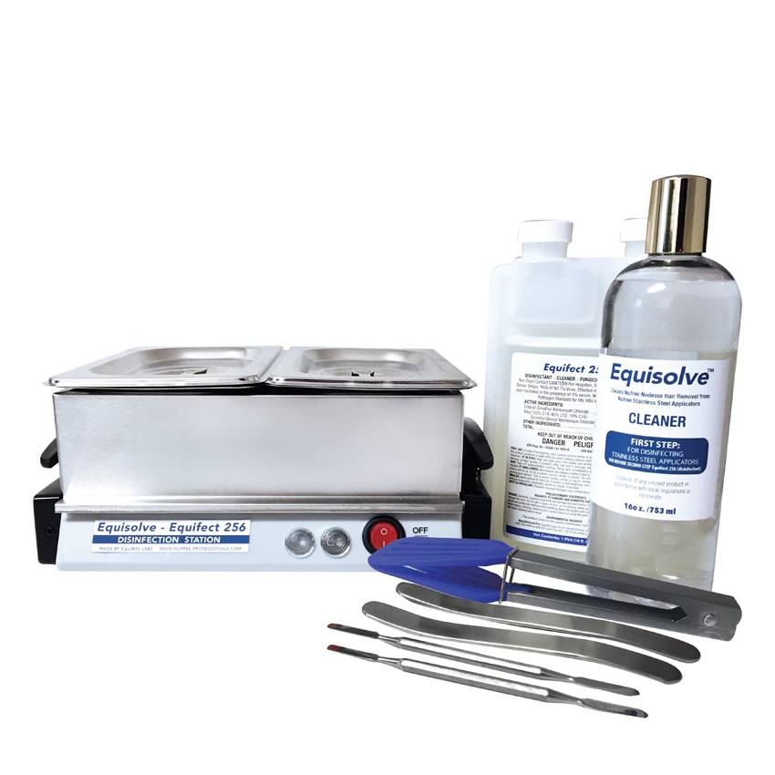 Equisolve - Equifect 256 Disinfection Station