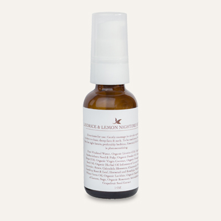 Licorice Lemon Nighttime Serum