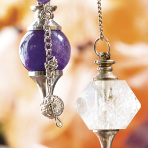 Crystal for energy clearing