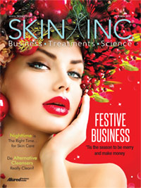 Skin Inc. October Issue
