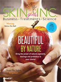 Skin Inc. March 2018 cover