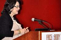 Lydia Sarfati speaks at Advanced Education Conference Program