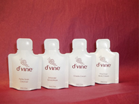 dvine Skin Care Eco Friendly Samples