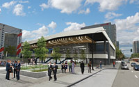 The McEnery Convention Center in San Jose, Californiahome to Face &amp;amp; Body Northern California October 68, 2012is currently undergoing a massive $120 million expansion and renovation.