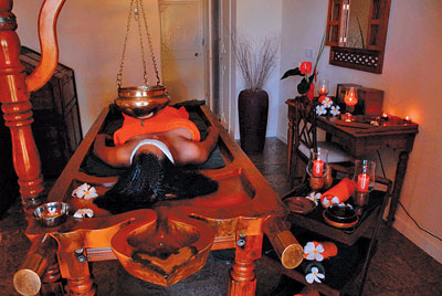 Tulia Spa at the Sarova Whitesands Beach Hotel and Spa