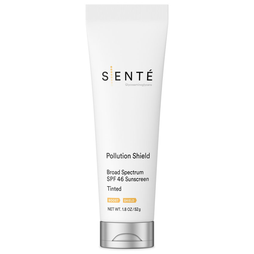 Senté's Pollution Shield