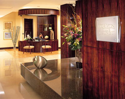 The Spa at the Shangri-La interior