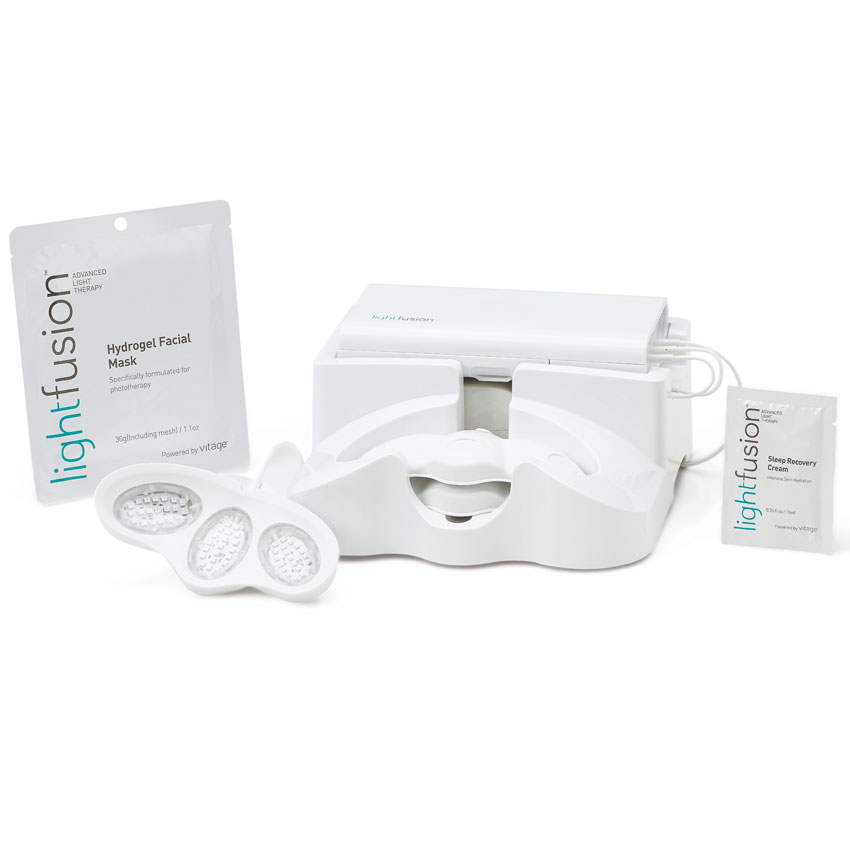 Silhouet-Tone's Lightfusion Photofacial Therapy Device
