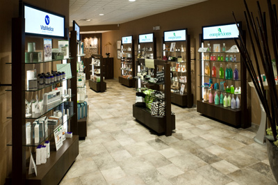 skin care and wellness boutique