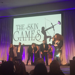 Skin Games 2017 Honors the Best in Esthetics