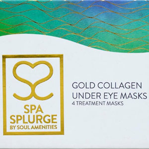Gold Collagen Under Eye Masks