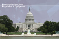 understanding state regulation of equipment