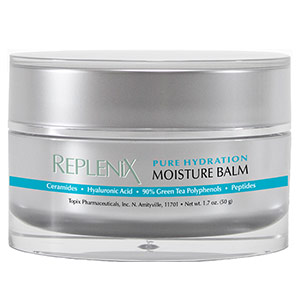 Topix Pharmaceuticals' REPLENiX Pure Hydration Moisture Balm
