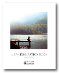 The Spa Inspiration Book