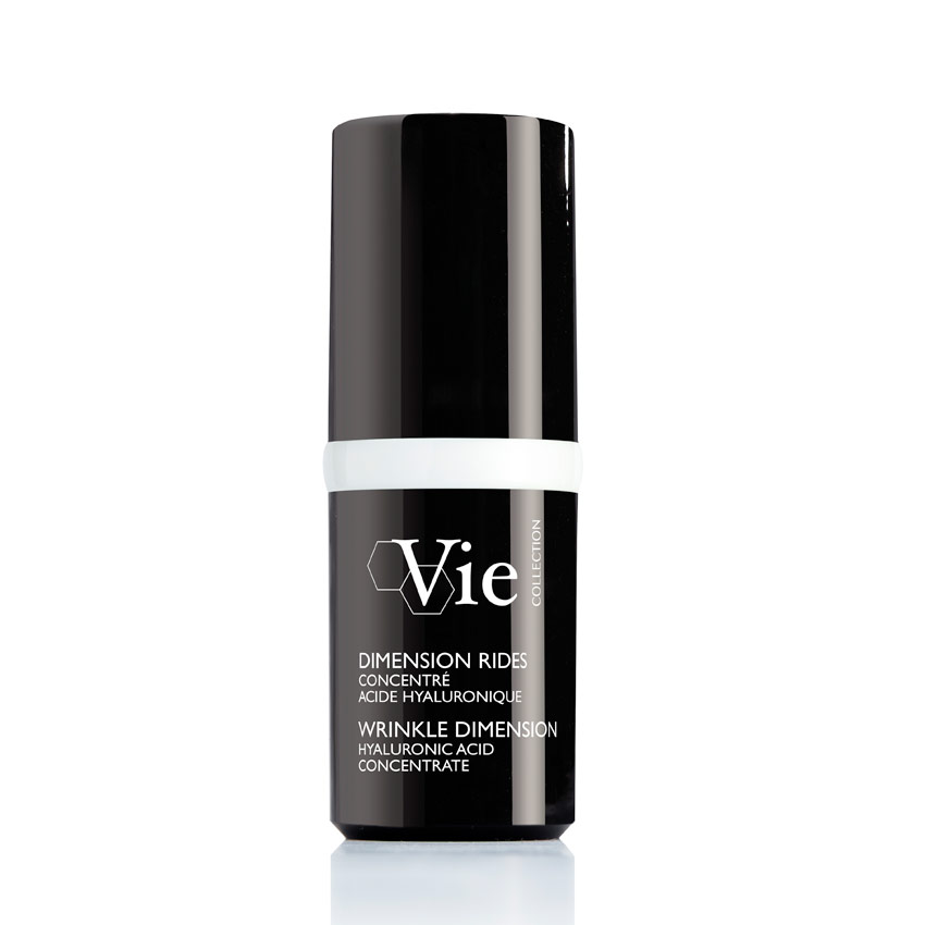 Vie Collection's Wrinkle Dimension Hyaluronic Acid Concentrate