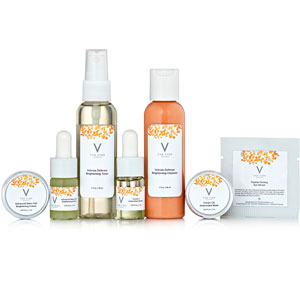The Vine Skincare's At-Home Spa Facial for Hyperpigmentation