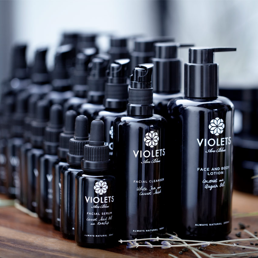 Signature Facial Serum by Violets Are Blue