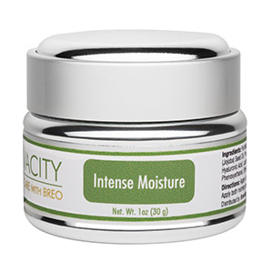 Vivacity Skin Care with BREO's Intense Moisture Cream