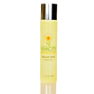 Vivacity Skincare with BREO's Revival Toner