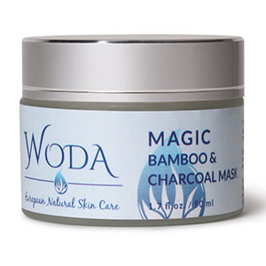 WODA's Magic Bamboo & Charcoal Mask