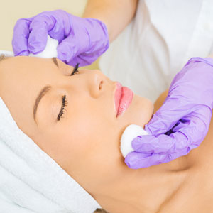 Touch and the Estheticians Role in Client Wellness