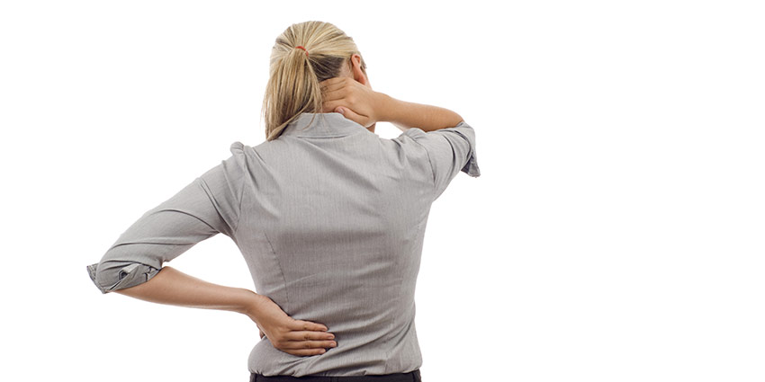 Help Relieve Back Pain with These 5 Fixes