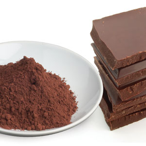 Reduce Wrinkles With a Chocolate Waste Product