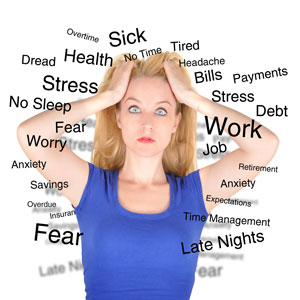 Supercharged: Women and Stress