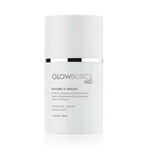 The FUTURE IS BRIGHT Probiotic Brightening Renewal Lotion