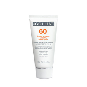 SPF 60 Mineral Sunscreen Sun Protection Cream