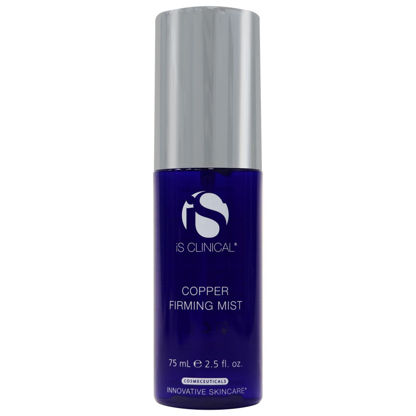iS Clinical's Copper Firming Mist (75 mL size)