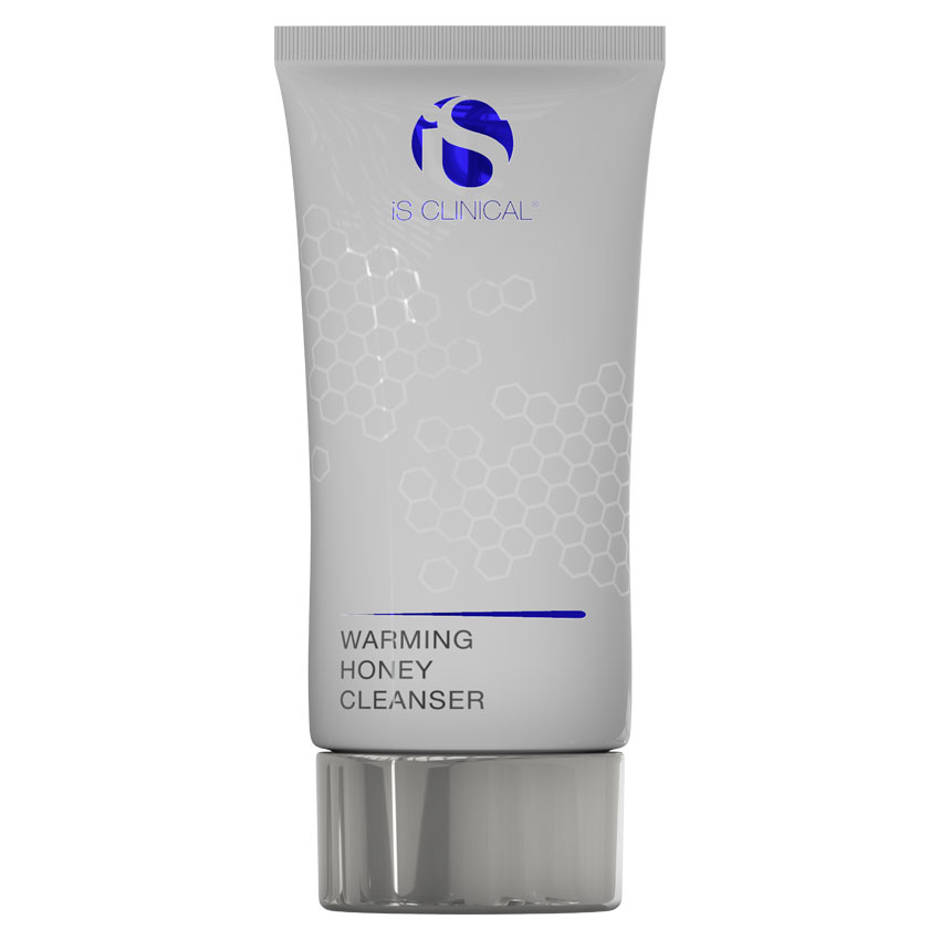 iS Clinical's Warming Honey Cleanser
