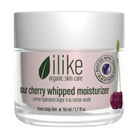 ilike organic skin care Sour Cherry Whipped Moisturizer