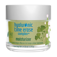 Hyaluronic Time Erase Complex Moisturizer by ilike organic skin care