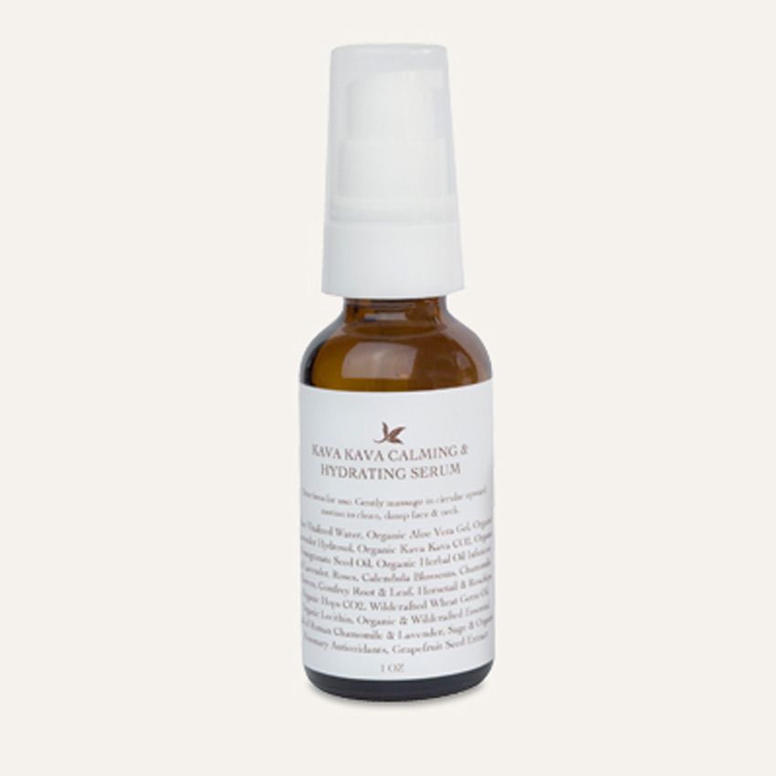 Kava Kava Calming & Hydrating Serum