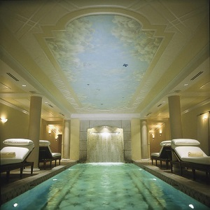 A picture of an award winning spa