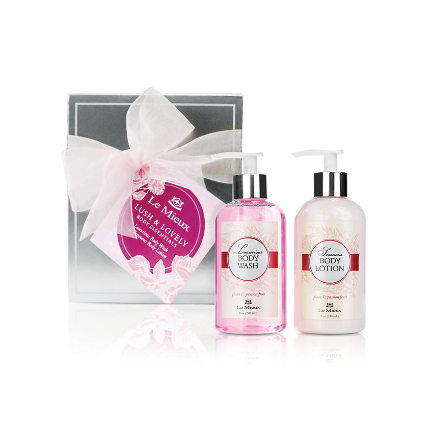 Lush & Lovely Body Essentials Set by Le Mieux