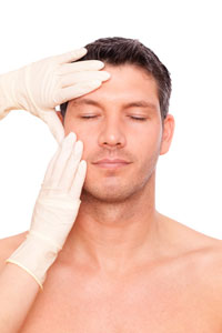 Cosmetic procedures surge among men.