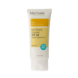 Sun Shield Coconut SPF 28