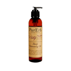 PurErb's Vitality Deep Cleansing Oil