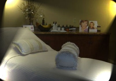 Euro Med Spa treatment room