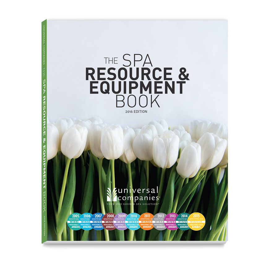 The Spa Resource & Equipment Book