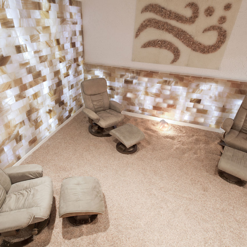 New York Wellness Center Provides Dry Salt Therapy