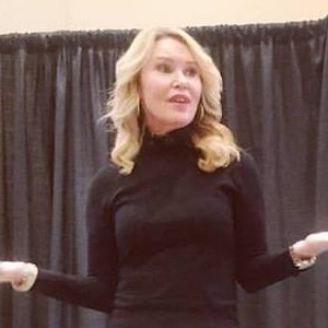 Michelle Phillips Makes an Impression on Day 1 at Face & Body Midwest