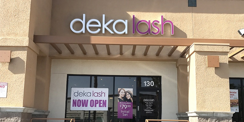 Deka Lash location in Las Vegas