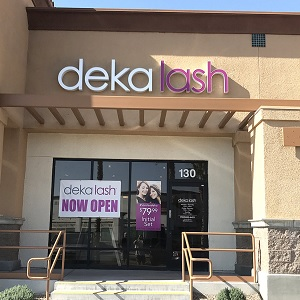 Deka Lash location in Las Vega