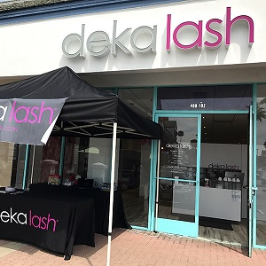 Deka Lash Opens First Studio in California