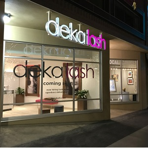 Deka Lash Follows Lash Trend Westward