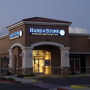 A Hand & Stone location